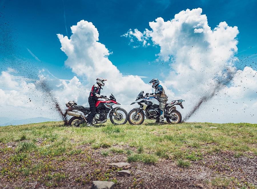 Enduro motokros