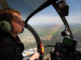 Pilotem vrtulníku na zkoušku jen pro Vás
