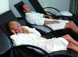 Relaxační pobyt v lázních
