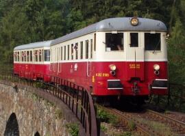 Strojvedoucím vlaku na zkoušku