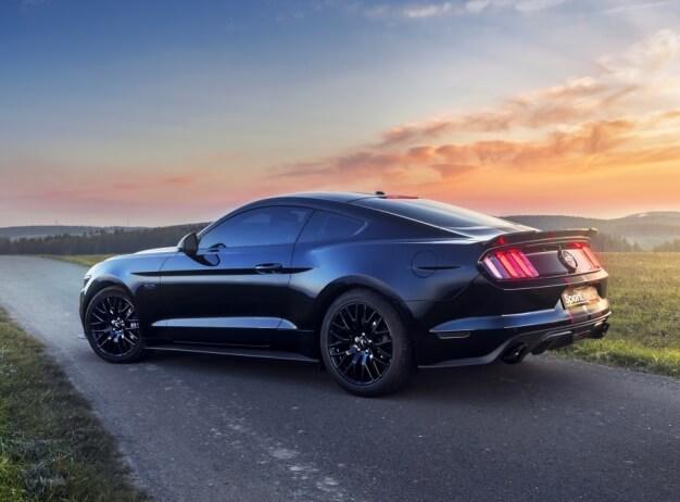 Jízda ve Ford Mustang GT 5.0 - 30 minut  4e732675b8