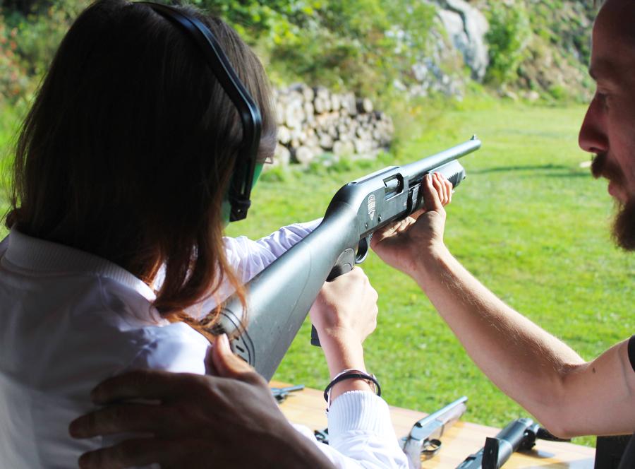 Střelba ze 7 zbraní - Balíček START
