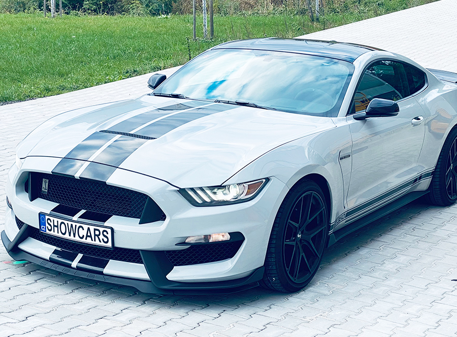 Jízda ve Ford Mustang GT350 SHELBY