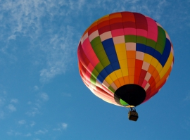 Let balónem premium pro 1 osobu
