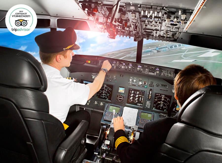 Pilotem Boeingu 737NG