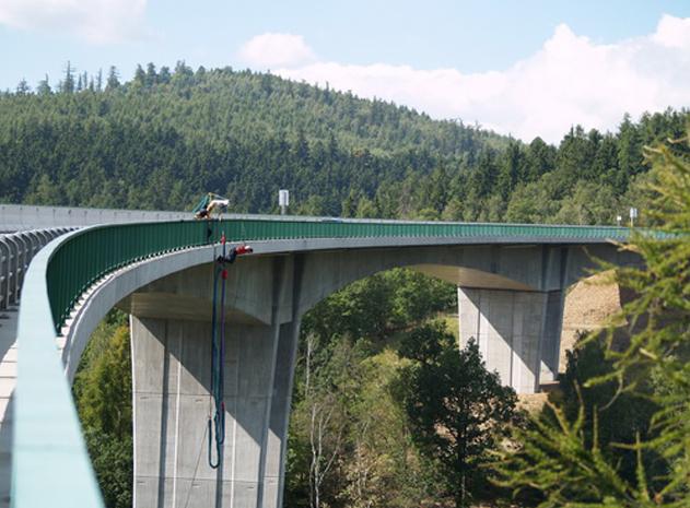 Nejvyšší mosty v čr