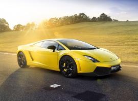 Jízda v Lamborghini Gallardo - 30 minut