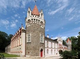 Kouzelná noc na Chateau Herálec