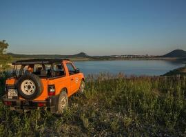 Soukromá off-road expedice