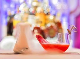 Molekulární degustace drinků pro dva