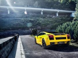 Jízda v Lamborghini Gallardo - 60 minut