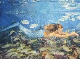 Staň se mořskou pannou