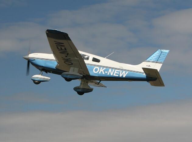 Výlet vyhlídkovým letadlem pro 3