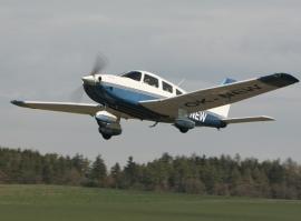 Výlet vyhlídkovým letadlem - skupina