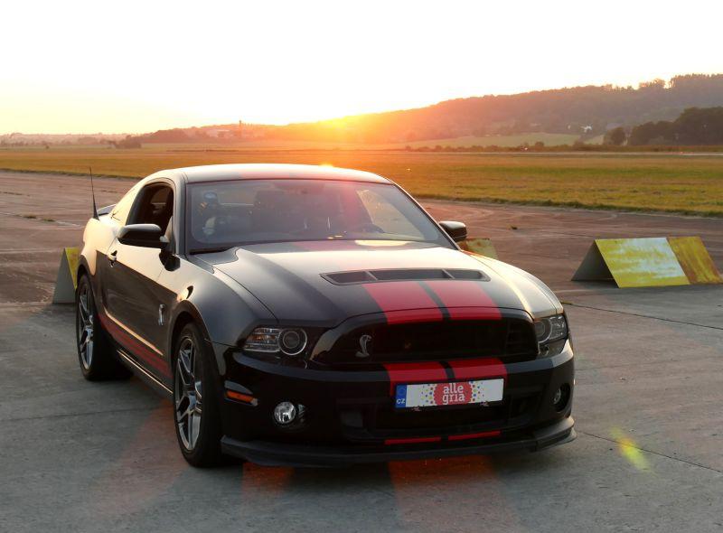 Jízda ve Ford Mustang GT500 Shelby