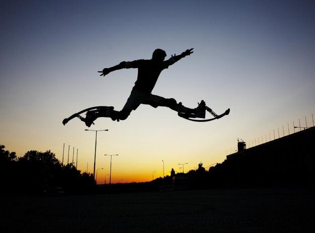 A-jump - skákací boty  4840def8f4