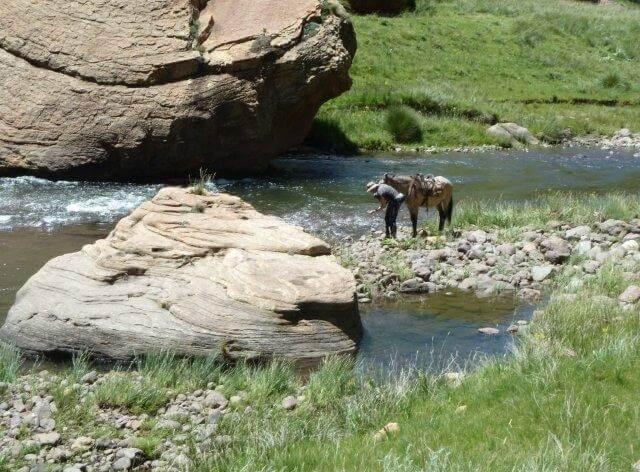 Levně Odpočinek na ranči