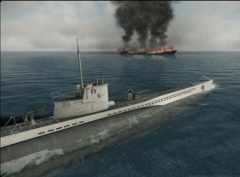 Simulátor ponorky U-BOAT - 75 minut