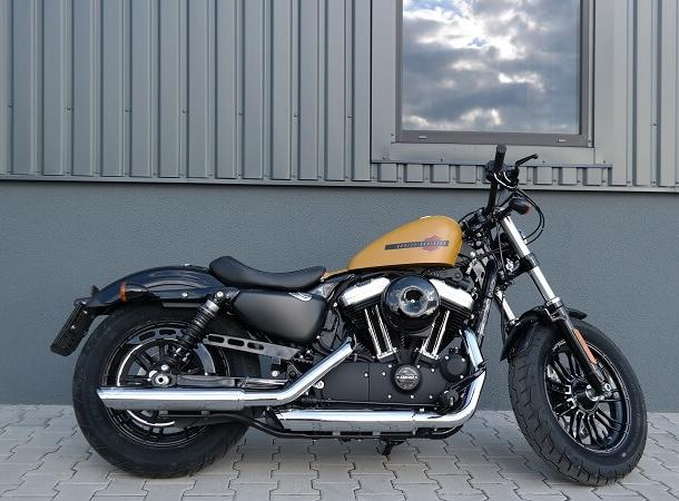 Levně Jízda na Harley Davidson