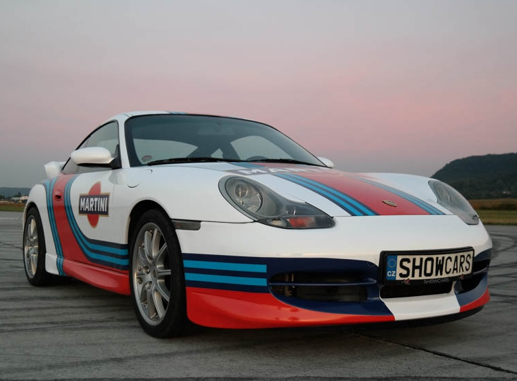 Jízda v Porsche 911 Carrera GTS