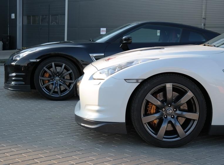 Jízda v Nissanu GT-R (600 koní)