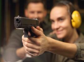 Vojenský výcvik ve střelbě