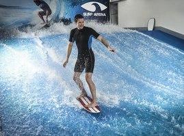 Indoor surfing - Surf aréna