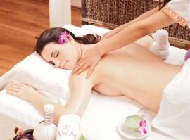 Dotek vůně - aroma masáž