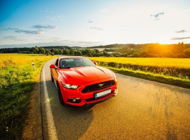 Jízda ve Ford Mustang GT 5.0 - 1 hodina  ca8c8e4639