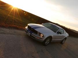 Řízení vozu Ford Mustang - 30 minut