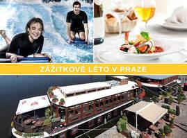 V Praze jako u moře