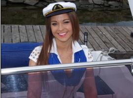 Staňte se kapitánem lodi