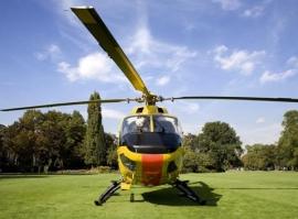 Vrtulníkem na Říp - 15 minut