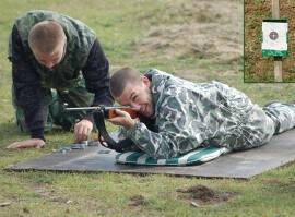 Výcvik pro mladé kadety
