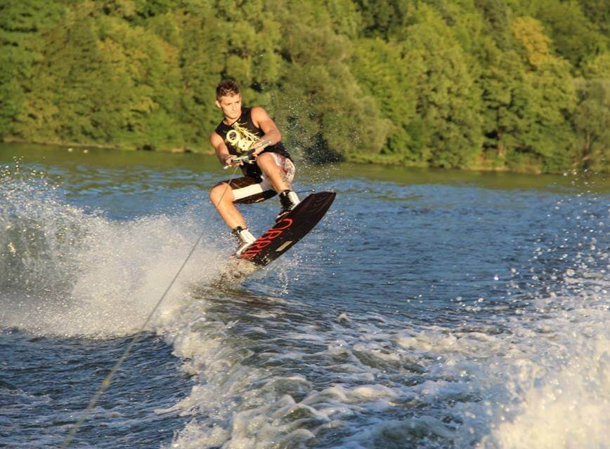 Wakeboarding - 15 minut