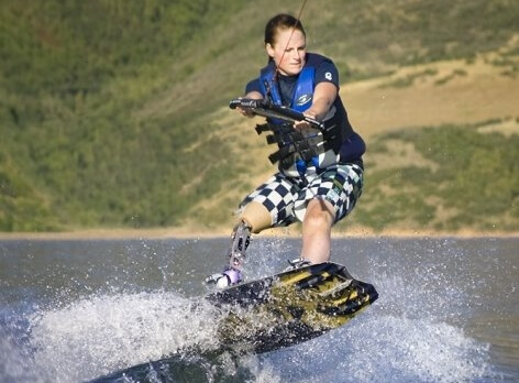 Wakeboarding - 30 minut