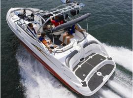 Párty loď - dámská jízda na lodi
