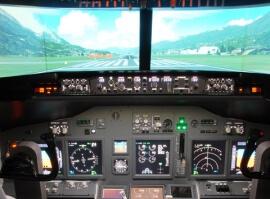 Letecké katastrofy… v simulátoru